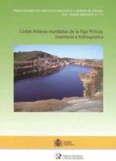 Geekmag.es Cortas Mineras Inundadas De La Franja Piritica: Nventario E Hidro Quimica Image