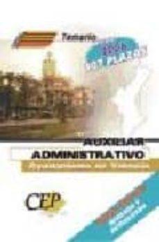 Curiouscongress.es Temario Oposiciones Auxiliar Administrativo Del Ayuntamiento De V Alencia Image