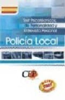 Upgrade6a.es Test Psicotecnicos, De Personalidad Y Entrevista Personal Para Po Licias Locales Image