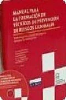 Padella.mx Manual Para La Formacion De Tecnicos De Prevencion De Riesgos Lab Orales. 7ª Ed. Image