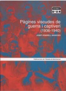 Titantitan.mx Pagines Viscudes De Guerra I Captiveri 1936-1940 Image