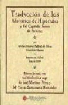 Bressoamisuradi.it Traduccion De Los Aforismos De Hipocrates Y Del Capitulo Avreo De Avicena (Ed. Facsimil) Image