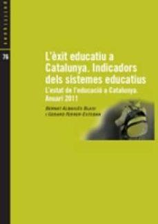 Bressoamisuradi.it Exit Educatiu A Catalunya: Indicadors Dels Sistemes Educatius L Estat De L Educacio A Catalunya -Anuari 2011 Image