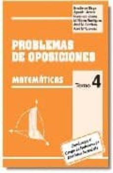 Permacultivo.es Problemas De Oposiciones, Matematicas (T. Iv) Image