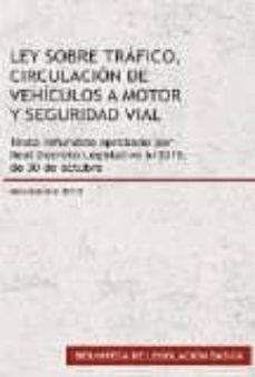 Vinisenzatrucco.it Ley Sobre Tráfico, Circulación De Vehiculos A Motor Y Seguridad V Ial (2015) Image