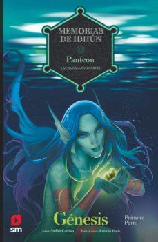 memorias de idhun: panteon: genesis [1ª parte] comic-laura gallego-9788491078081