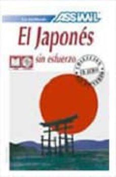 Descargar libros electrónicos para iPod EL JAPONES (T. 1) (PACK LIBRO + 4 CD S AUDIO) (SIN ESFUERZO) 9788493088781