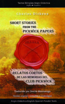 Titantitan.mx Relatos Cortos De Las Memorias Del Club Pickwick = Short Stories From The Pickwick Papers (Bilingue Español-ingles) Image