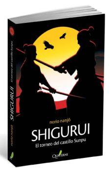 Descargador gratuito de libros de epub SHIGURUI: EL TORNEO EN EL CASTILLO SURUGA de NORIO NANJO