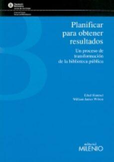 Descarga gratuita de libros epub en inglés. PLANIFICAR PARA OBTENER RESULTADOS en español