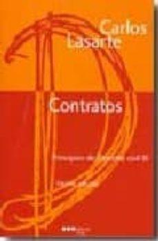 Srazceskychbohemu.cz Principios De Derecho Civil Iii: Contratos (10ª Ed.) Image