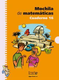Titantitan.mx Mochila Matemáticas 16 Educacion Primaria Image