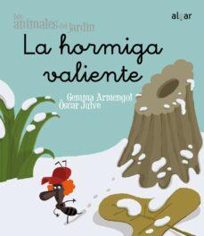 Followusmedia.es La Hormiga Valiente (Letra Cursiva) Image