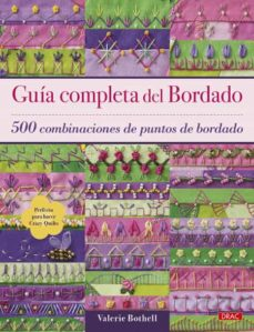 Rapidshare descargar ebooks deutsch GUÍA COMPLETA DEL BORDADO FB2 PDF ePub