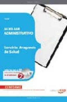 Emprende2020.es Auxiliar Administrativo Servicio Aragones De Salud: Test Image