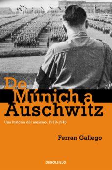 de múnich a auschwitz (ebook)-ferran gallego-9788499891781