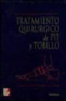 Lofficielhommes.es Tratamiento Quirurgico De Pie Y Tobillo Image