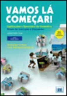 La mejor descarga de búsqueda de libros electrónicos VAMOS LA COMEÇAR! EXPLICAÇOES E EXERCICIOS DE GRAMATICA (Spanish Edition) 9789727578481 de LEONEL MELO ROSA