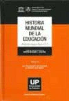Inmaswan.es Historia Mundial De La Educacion: Tomo 2 Image