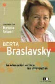 Costosdelaimpunidad.mx Berta Braslavsky: La Educacion Achica Las Diferencias Image