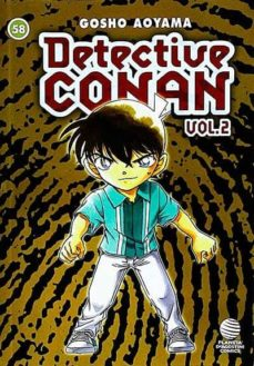 DETECTIVE CONAN 58. VOLUMEN 2 - GOSHO AOYAMA   Triangledh.org