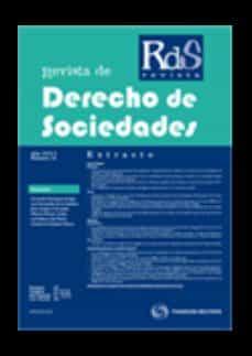 Bressoamisuradi.it Revista Derecho Sociedades 2011 Suscripcion Image