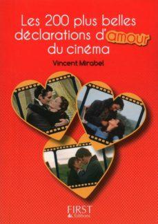 Petit Livre De Les 200 Plus Belles Répliques Damour Du Cinéma Ebook Vincent Mirabel Descargar Libro Pdf O Epub 9782754052191