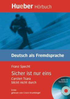 Mrnice.mx Sicher Ist Nur Eins, 1 Audio-cd U. Taschenbuch Image