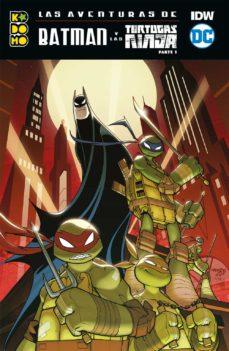 Eldeportedealbacete.es Las Aventuras De Batman Y Las Tortugas Ninja Parte 01 (De 2) Image