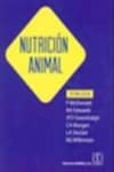 Descarga gratuita de documentos del libro. NUTRICION ANIMAL (7ª ED.) in Spanish de P. MCDONALD ePub CHM PDF 9788420011691