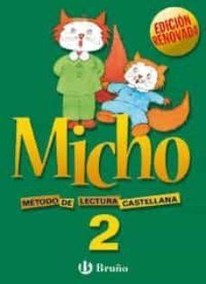 micho 2 metodo de lectura castellano edicion 2003 lectoescritura-9788421650691