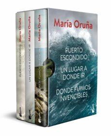 Descargar google books por isbn ESTUCHE MARÍA ORUÑA de MARÍA ORUÑA