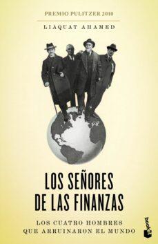 Debatecd.mx Los Señores De Las Finanzas: Los Cuatro Hombres Que Arruinaron El Mundo Image