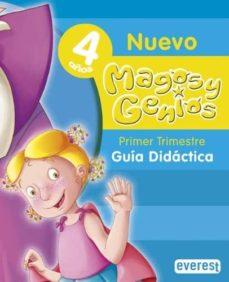 Titantitan.mx Nuevos Magos Y Genios 4 Años -Guia Didactica 2º Ciclo Image