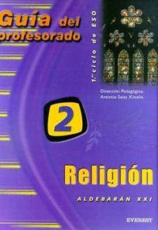 Permacultivo.es Religion: Guia Didactica (2º Eso) (Proyecto Deba) Image
