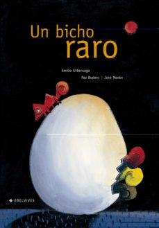un bicho raro-jose moran-paz rodero-9788426350091