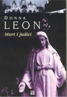 Descarga gratuita de libros de audio new age. MORT I JUDICI in Spanish 9788429751291 de DONNA LEON