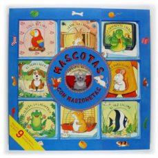 Viamistica.es Mascotas Con Marionetas (Incluye 9 Marionetas De Dedo Interactiva S) Image