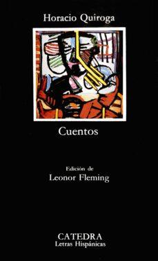 cuentos-horacio quiroga-9788437609591