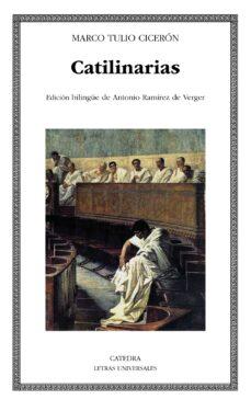 Libro en pdf para descargar gratis CATILINARIAS (Literatura española)