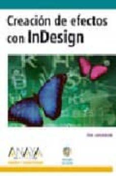 Geekmag.es Creacion De Efectos Con Indesign (Incluye Cd-rom) Image