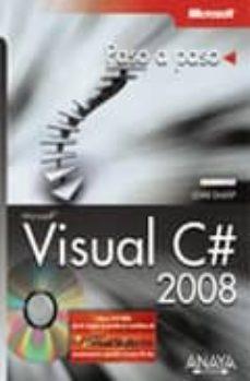 Permacultivo.es Visual C# 2008 (Paso A Paso) Image