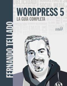 wordpress 5. la guía completa (ebook)-fernando tellado-9788441535091