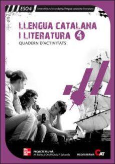 Titantitan.mx Llengua Catalana I Literatura 4t Eso Quadern De L Alumne Image