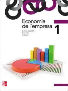 economia de l empresa 1 batxillerat-9788448181291