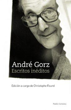 Inmaswan.es Andre Gorz. Escritos Ineditos Image