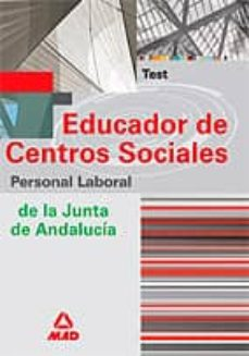 Lofficielhommes.es Educador De Centros Sociales De La Junta De Andalucia. Personal L Aboral. Test Image