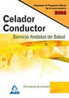Javiercoterillo.es Celadores Conductores Del Servicio Andaluz De Salud. Simulacros D E Examen Image