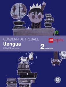 llengua 2º educacion primaria quadern 1º trimestre saba 2015 (valenciano)-9788467579291
