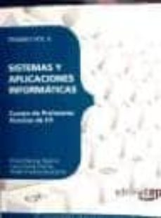 Geekmag.es Cuerpo De Profesores Tecnicos De F.p. Sistemas Y Aplicaciones Inf Ormaticas. Temario Vol. Ii Image